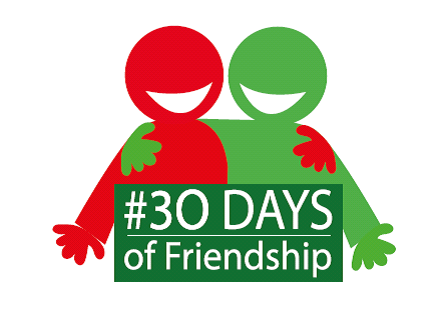 30 days friendship image
